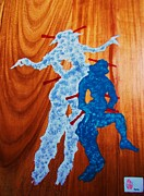 Roberto Prusso - Indigenous Dancers