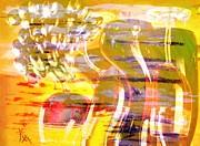 Indulge Print by PainterArtist FIN