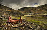 Coniston Art - Industrial Remains  by Rob Hawkins