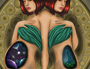 Outer Space Originals - Infertility by Brandey Sieracki