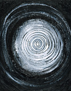 Spirals Posters - Infinate 1 Poster by Sharon Cummings