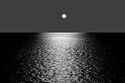 Moonlit Night Photos - Infinite Calm by John Tidball