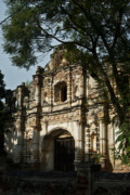 Church Ruins Photos - Inglesia San Jose De Viejo 3 by Douglas Barnett