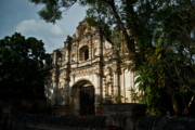 Church Ruins Photos - Inglesia San Jose De Viejo 7 by Douglas Barnett