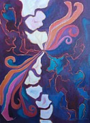 Suzanne  Marie Leclair Art - Inner Agony by Suzanne  Marie Leclair