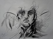 Inner Demons Print by Christopher Kyle