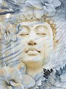 Budda Mixed Media - Inner Infinity by Christopher Beikmann