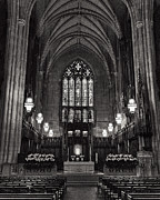 Emily Enz - Inside Duke Chapel