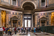 Alex Saunders - Pantheon Rome Italy