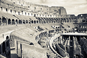 Inside Originals - Inside the Colosseum by Jim  Calarese