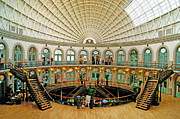 Cellar Photos - Inside the corn exchange by Shaun Hopkinson