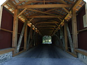 Terrilee Walton-Smith - Inside the Covered Bridge