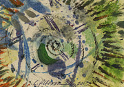Atc Originals - Inside the Eye of the Storm by Cathy Peterson