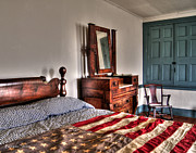 Drawers Posters - Inside Waverly Plantation Poster by Benanne Stiens