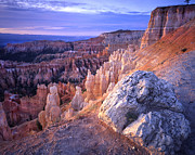 Inspiration Point Prints - Inspiration Sunrise Print by Ray Mathis