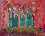 Inspired Dance Print by Margaret Bobb