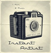 Isolated Art - Instant Artist by Edward Fielding