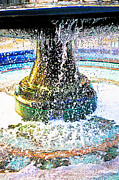 Sandra Davis - Intense Fountain