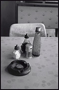 Interior Still Life Painting Metal Prints - Interior III  Metal Print by Charles Stuart