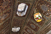 Chuck Kuhn - Interior Morocco Ceiling