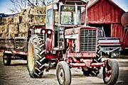 Marilyn Hunt - International Harvester 1