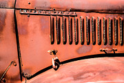 Daniel Photography Art - International Rust by  Onyonet  Photo Studios