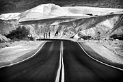 Photography Into Art Photo Prints - Into Death Valley Print by John Rizzuto
