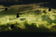 Military Aviation Art Photo Posters - Into the Future  Poster by Paul Job