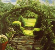 Alfred Ng - into the garden