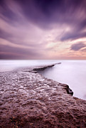 Waterscape Photo Prints - Into the ocean Print by Jorge Maia