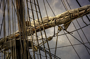 Sailing Ship Prints - Intricate Complexity Print by Dale Kincaid