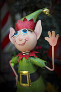 Xmas Photo Prints - Introduce Yours-ELF Print by Evelina Kremsdorf