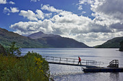 Jane McIlroy - Inveruglas - Loch Lomond - Scotland