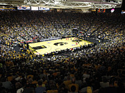 Sports Glass - Iowa Hawkeyes Carver-Hawkeye Arena by Replay Photos