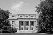 Iowa State University Mac Kay Hall Print by University Icons