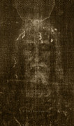 History Channel Digital Art - iPhone Shroud of Turin by Ray Downing