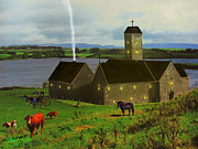 Horse And Buggy Originals - Ireland by Michael Rucker