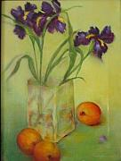 Peaches Originals - Iris   copyrighted by Kathleen Hoekstra