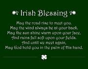 Jaime Friedman - Irish Blessing