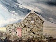 John  Shea - Irish Famine Cottage