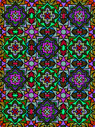 Spirit Baker - Irish Kaleidoscope Art...