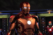 Jeff Sommerfield - Iron Man Mark 42
