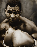 Rob Jackson - Iron Mike - Print