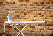 Ironing Board Prints - Ironing Board Print by Tim Hester