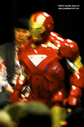 Comic. Marvel Photos - Ironman 1 by Paul M Summitt