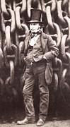 Isambard Kingdom Brunel  Print by Robert Howlett