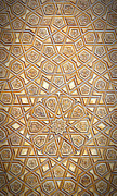 Beautiful Islamic Art Framed Prints - Islamic Backdrop Framed Print by Antony McAulay