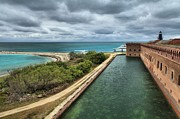 Dry Tortugas Prints - Island Protection Print by Adam Jewell