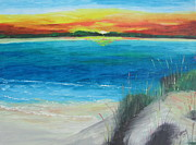 Michelle Young - Island Sunset