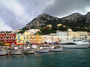 Leslie Cooper - Isle of Capri Harbor